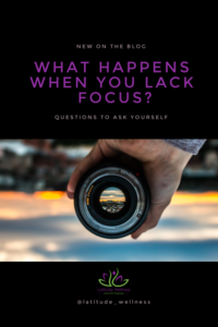Anything But Focus