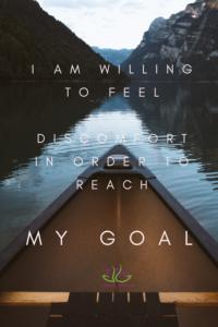 Setting Goals, Productivity, Mindset, Doing Hard Things